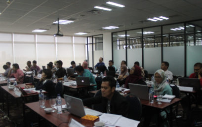 e-Filing Management Berbasis ISO 15489