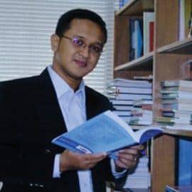 DR. Suyud Margono, SH., MHum., FCIArb