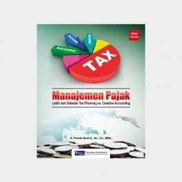 Buku Manajemen Pajak - Edisi Revisi - Prianto Budi S.